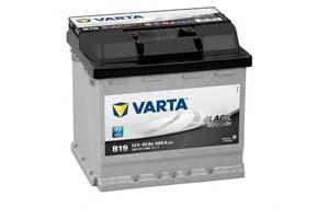 Batterie VARTA B19 45AH/400A 207*175*190 L1