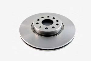 Disque de frein Essieu avant, Diamètre extérieur: 312mm, revêtu RIDEX